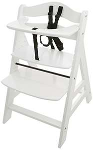 Amazon baby highchair only £4.95 white or walnut only (Add-on item) Sold by SAFETOTS and Fulfilled by Amazon