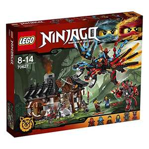 £46.89 LEGO 70627 Dragon's Forge Building Toy - £46.89 @ Amazon