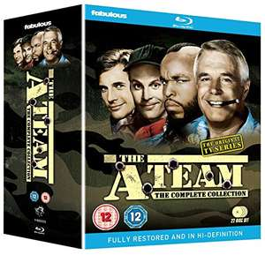 Complete A-Team [Blu-ray]  £74.99 @ Amazon