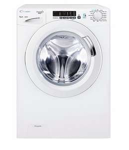 Candy Washing Machine, GVS1672D3, 7kg load with 1600 rpm - White £219.20 Delivered with code @ Tesco Direct