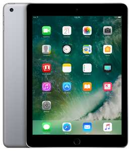 "ipad 9.7"" (2017) 128GB Wifi - Space Gray £328.99 with code @ eglobalcentral"