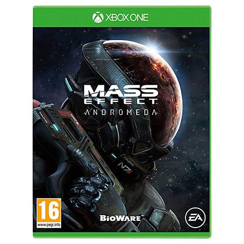 Mass Effect Andromeda, Xbox One - £19.99 / £2 C+C @ John Lewis