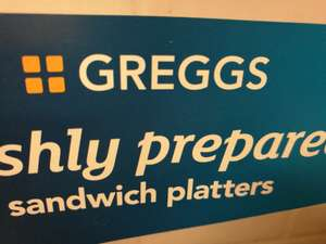 Free Salad for top 50,000 Greggs Rewards customers (Starts 17 Aug)