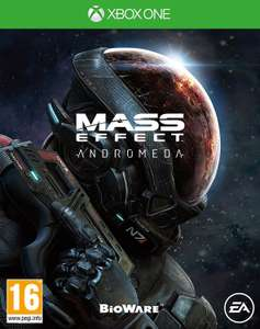 Mass Effect Andromeda on Xbox One - £19.99 @ Amazon (Exclusive for Prime members)