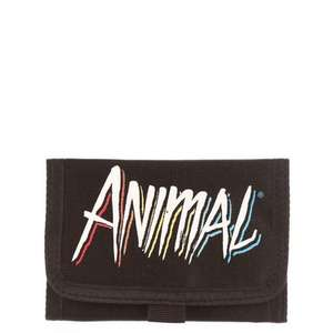 Animal Men's Tazu trifold Wallet Now £3.60 was £12 FREE C&C From Animal
