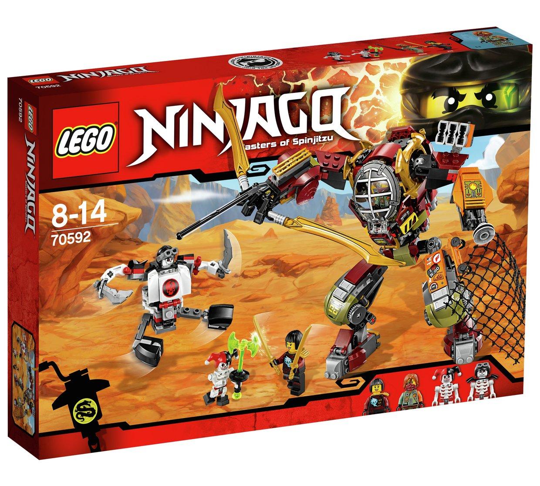LEGO Ninjago Salvage M.E.C. (RRP £39.99) £21.99 @ Argos (C+C)
