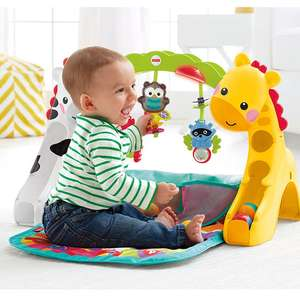 Fisher-Price Newborn to Toddler Play Gym £29.96 @ Toys R us (Free C&C)