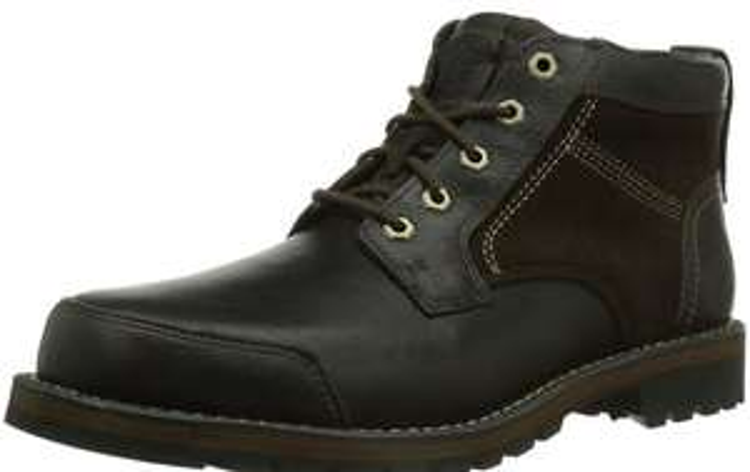 Timberland Men's Chukka Boots (Dark Brown) £31.50 @ Amazon