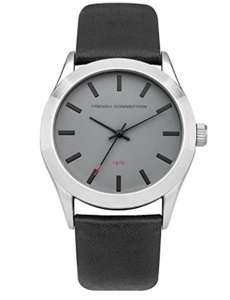 Men's French Connection Watch in Grey & Black  £7.12 Prime / £11.11 Non Prime OR Brown & Black  £7.79 Prime / £11.78 Non prime @ Amazon