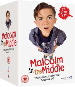 Malcolm In The Middle - Series 1-7 - £61.99 @ The Hut