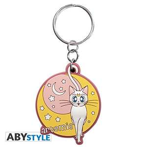 "Sailor Moon Keychain PVC ""Artemis"" £4.99 Dispatched from and sold by SuperUniverse - Amazon"