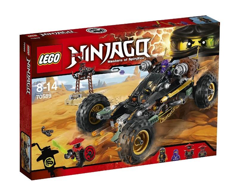 LEGO Ninjago Rock Roader 70589 £22.09 (Free C&C) @ Tesco