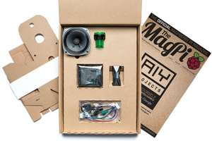 Google AIY Voice Kit MagPi #57 [£5.99 +£ 2.50 Postage] @ The Pi Hut