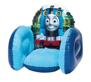 Thomas & Friends Flocked Inflatable Chair instore at Argos for £2.99