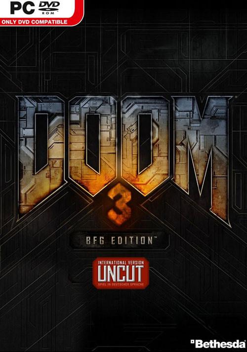 [steam] Doom 3 BFG Edition £2.27 (2.49EUR) @ gamesplanet germany