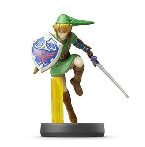 Smash Link no.5 Nintendo amiibo in stock £12.99 (Prime) / £14.98 (non Prime) at Amazon