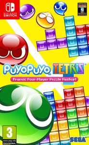 Puyo Puyo Tetris - Nintendo Switch - IMPORT from ebay / TheGameCollection - £24.95