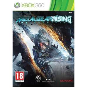 [Xbox One/360] Metal Gear Rising: Revengeance - £2.39 - eBay/eOutlet (Free DLC on Xbox Store)