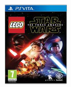 LEGO® Star Wars™: The Force Awakens - PS Vita - £6.99 on Playstation Store
