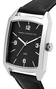 French Connection Men's Watch only £7.48 (Prime) / £11.47 (non Prime) at Amazon