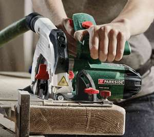 Parkside Circular Saw ONLY £34.99 @ Lidl