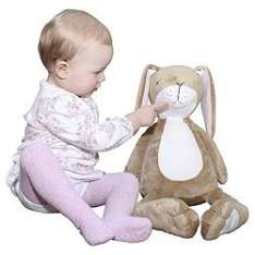 Guess How Much I love you Giant Plush Hare (58cm) was £30 now £15 C+C @ Tesco Direct (Large £8)