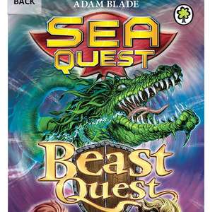 Children's Adventure Story for the Kindle  Adam Blade Beast Quest and Sea Quest: An Unexpected Adventure - Free