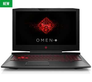 HP Omen i5 15.6 Inch 8GB 128GB 1TB GTX1050 Gaming Laptop - £829.99 @ Argos