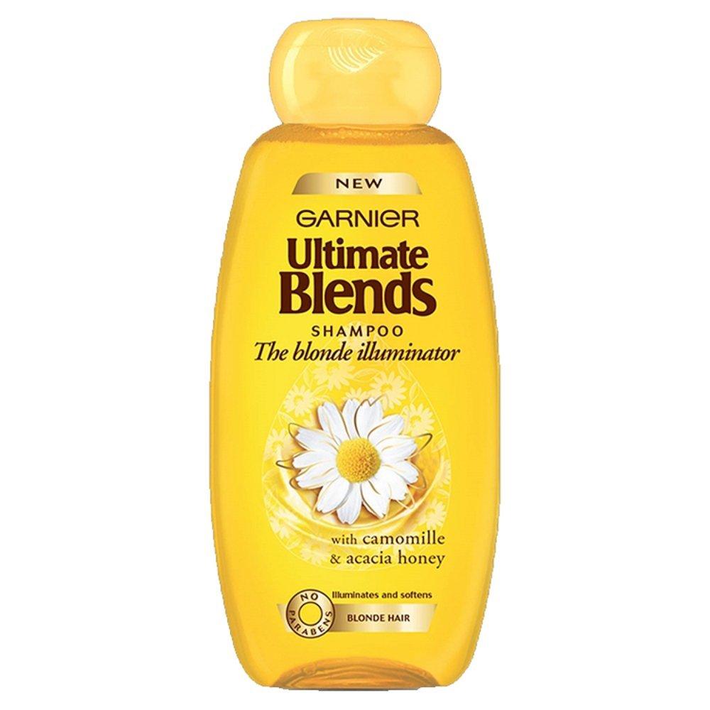Garnier ultimate blends blonde shampoo 400ml 98p instore @ Asda
