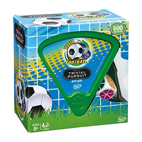 Trivial Pursuit World Football Stars £2.99 @ Amazon [Spend at least £20 - Add-on Item]