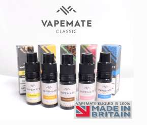 Eliquid Sample Pack (5 x 10ml) was £16.45 now £14.45 / £16.44 delivered @ Vapemate