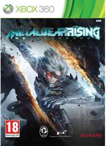 [Xbox One/360] Metal Gear Rising: Revengeance - £2.49 @eBay-eoutlet