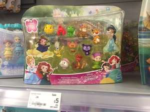 Disney royal friend figures £5 @ asda instore - Ellesmere port £15 online