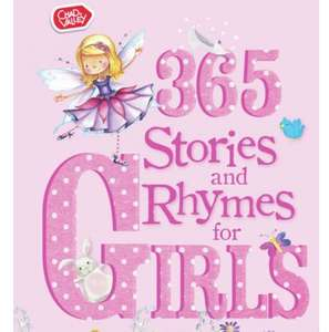Chad Valley 365 Stories and Rhymes for Girls Book 79p @ Argos