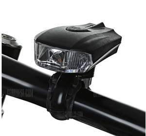 Machfally Vibration Sensor High Automation Bicycle Front Lamp £8.83 Delivered with code @ Gearbest