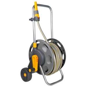 Hozelock 30m Garden Hose on Cart £24.99 @ B&M
