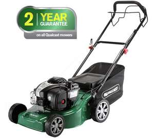 Qualcast 41cm Wide Self-Propelled Petrol Lawnmower - 125cc 460/6046 £134.99 @ Argos
