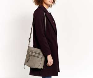 Oasis Grey bag was £22 now £3.20 with codes