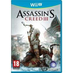 [Wii U] Assassins Creed III / Zombi U (Pre-owned) - £3.99 each - Grainger Games