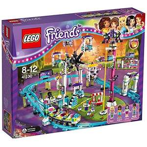 LEGO Friends Amusement Roller Coaster Playset (41130) RRP £99.99 reduced to £63.00 @ Amazon