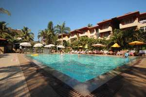 2 Week Holiday to Goa, India - 4th December - Direct Flight, bags, transfer, hotel & Breakfast - £576pp @ Thomas Cook (3 People)
