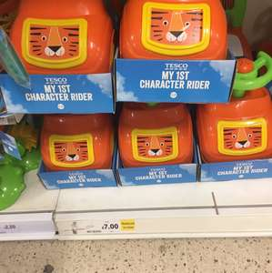 My first character rider £7 @ Tesco - Shettleston Glasgow