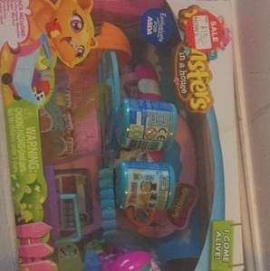 Hamsters in a house £5 @ Asda - Blantyre