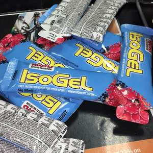 High 5 isogel instore at Halfords (Chilwall retail park) for 10p each