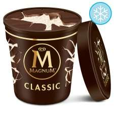 £1.50 off the price of a Magnum tub at Tesco