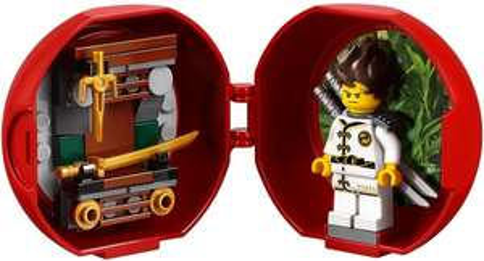 Double Freebies at Lego.com - Iconic Cave & Kai's Dojo Pod