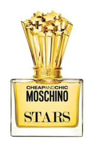 Moschino Cheap & Chic Stars Eau de toilette for women 30ml. £9.99! Free delivery @theperfumeshop