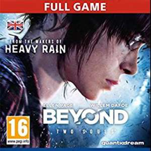 Beyond two souls (PS4) download £7.99 @ amazon