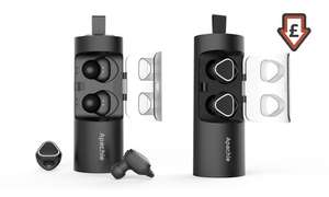Apachie Stereo Dual Wireless Bluetooth Earphones £27 + £1.99 delivery -  GROUPON