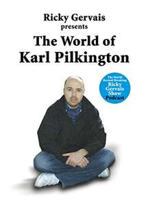 'The World of Karl Pilkington' ebook on Kindle for £1.99
